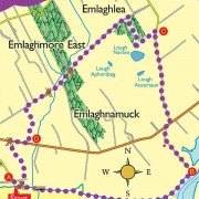 Emlagh Loop Map